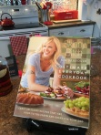 Skinny-Bitch-Kim-Barnouin, New Year's Resolution, Cookbook Challenge,
