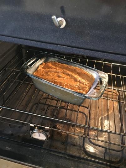 pumpkinbread-cooking